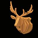 Recipe: deer decoration