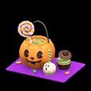 Recipe: spooky candy set