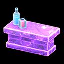 frozen counter