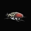 grand goliath beetle model