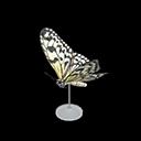 paper kite butterfly model