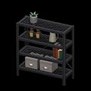 Recipe: iron shelf