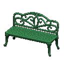 Recipe: iron garden bench