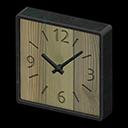 ironwood clock