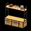 Recipe: ironwood cupboard