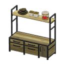 ironwood cupboard