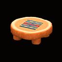 log round table