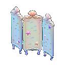 Recipe: mermaid screen