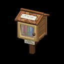 tiny library