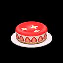 Mom's homemade cake
