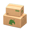 Recipe: small cardboard boxes