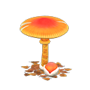 Recipe: mush parasol