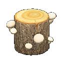 mush log