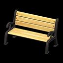 Recipe: garden bench