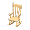 Recipe: rocking chair