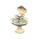 Recipe: shell fountain