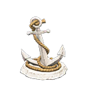 anchor statue