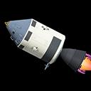 Recipe: crewed spaceship
