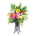 Recipe: flower stand