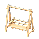 Recipe: swinging bench