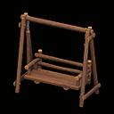 swinging bench