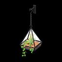 Recipe: hanging terrarium