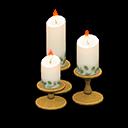 wedding candle set