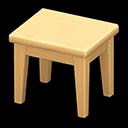 Recipe: wooden mini table