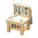 Recipe: mini DIY workbench
