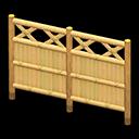 bamboo lattice fence(50)