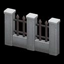 iron-and-stone fence(50)