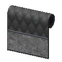 black-crown wall
