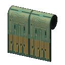 circuit-board wall