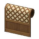 lattice wall