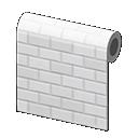 white subway-tile wall