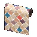 beige desert-tile wall
