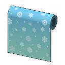 Recipe: snowflake wall