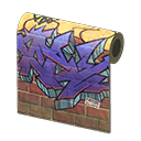 street-art wall