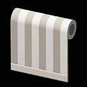 gray-striped wall