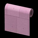 pink shanty wall