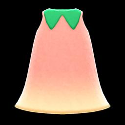 Recipe: peach dress