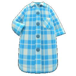 maxi shirtdress