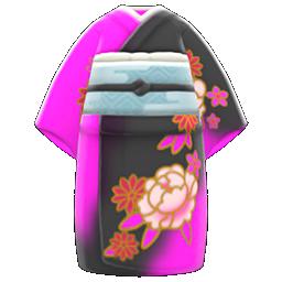 flashy kimono