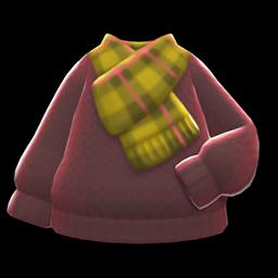 checkered muffler