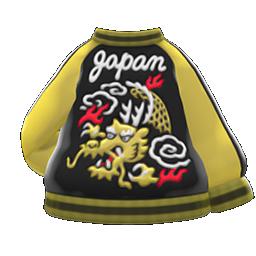dragon jacket