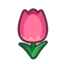 pink tulips(10)