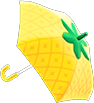 pineapple umbrella