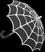 spider umbrella